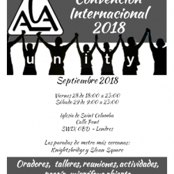 Convención Internacional de ACA 2018