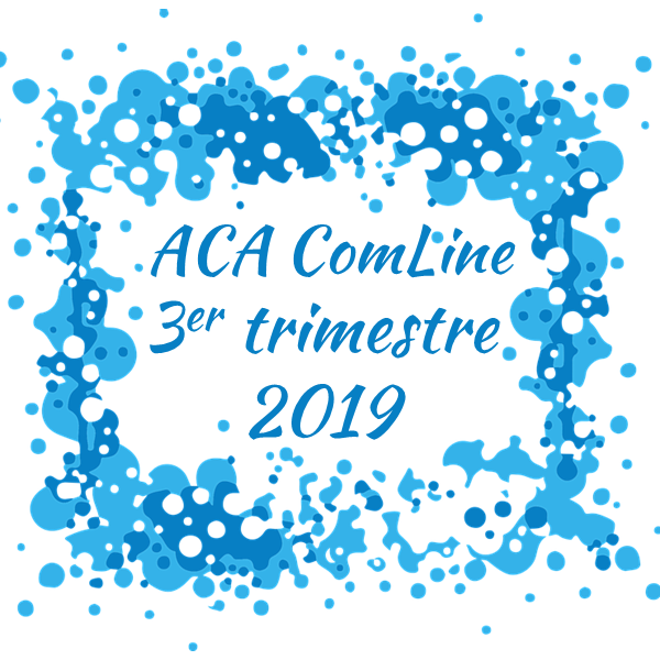 Boletín trimestral ACA ComLine - tercer trimestre de 2019