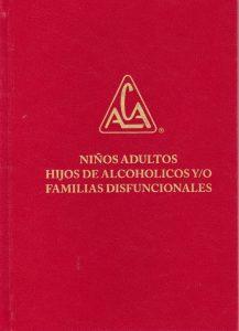 Niños adultos de familias disfuncionales - libro rojo